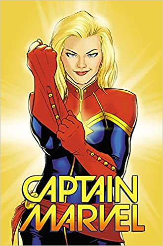 captain marvel presentation