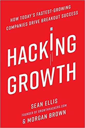 Book Title - Hacking Growth