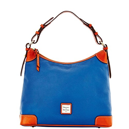 Dooney & Bourke Pebble Grain Leather HoboJeans