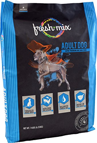 Artemis Pet Food Company-Fresh Mix Adult Dog Formula 14 Lb