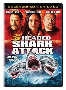 amazoncom 3headed shark attack danny trejo karrueche