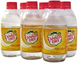 7up 10 soda - 7 UP Canada Dry Tonic Water, 10-Ounce (Pack of 24)