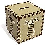 Azeeda 'Lighthouse' Money Box / Piggy Bank (MB00067921)