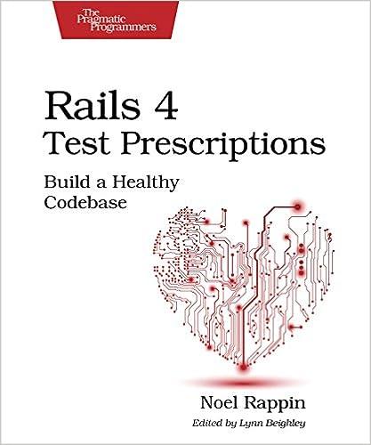 Rails 4 test prescriptions build a healthy codebase noel rappin rails 4 test prescriptions build a healthy codebase noel rappin 9781941222195 amazon books fandeluxe Images