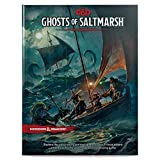 Book cover from Dungeons & Dragons Ghosts of Saltmarsh Hardcover Book (D&D Adventure) by Wizards RPG Team