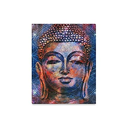 Abstract Buddha Art Prints
