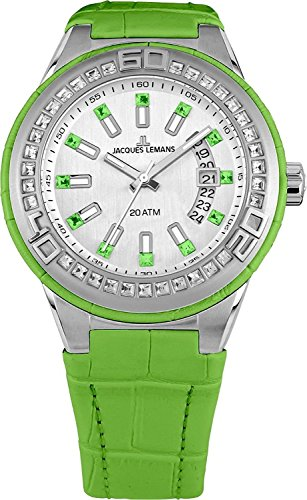 Jacques Lemans Milano Wristwatch for women With crystals