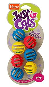Just for Cats Midnight Crazies Cat Toy
