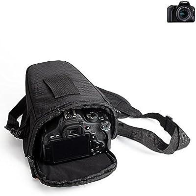 K-S-Trade para Canon EOS 200D: Bolsa per Camera DSLR/SLR/DSLM ...