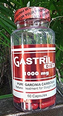 Gastril Diet ,Weight Loss, Pure Garcinia Cambogia 1000mg