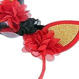 Nishine Tutu Skirt Dress + Unicorn Horn Headband