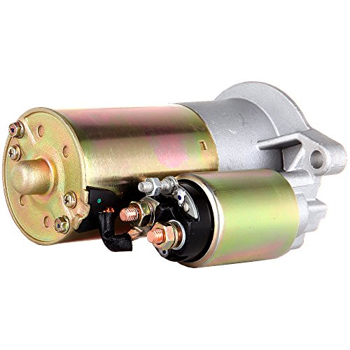 Motor Starter Contact - OCPTY Starter Fit for Ford Bronco 1992-1996 5.0L 5.8L Country Squire/Crown Victoria 1990 1991 5.0L E-Series Vans 1992-1996 4.9L 5.0L 5.8L F-Series Pickups 1997 1998 4.2L Mustang 1994-2004 3.8L 3268N