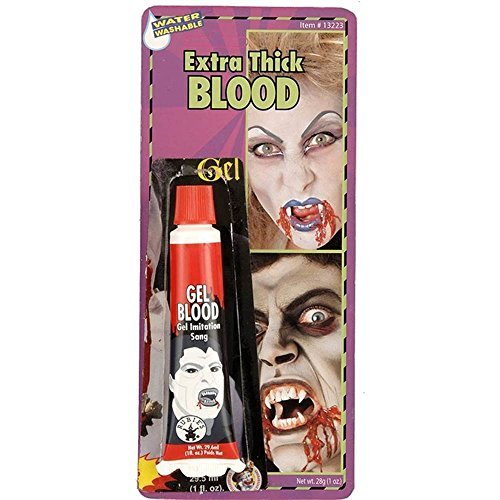 Extra Thick Blood Gel]()