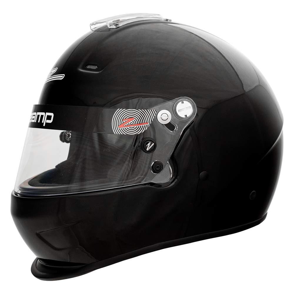 Zamp RZ-35 Dirt Snell SA2015 Helmet Gloss Black X-Large