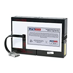 APC Smart UPS 620 SU620INET UPSBatteryCenter Compatible Replacement Battery