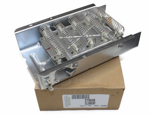 whirlpool 279838 heating element - 1