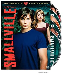 Smallville: The Complete 4th Season