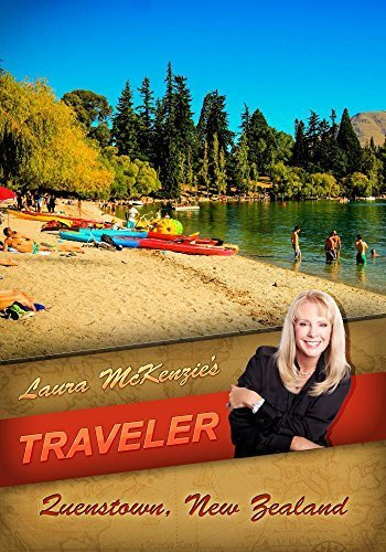 Laura McKenzie's Traveler New Zealand's Queenstown, used for sale  Delivered anywhere in Canada