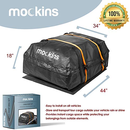 Mockins Waterproof Cargo Roof