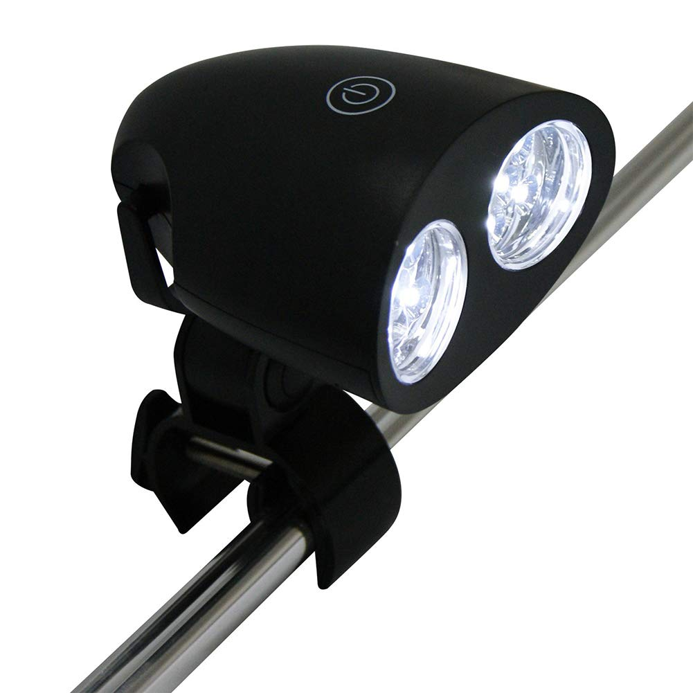 GYFHMY Grill Light Super Bright Barbecue Lights 100 Lumen 360 Degree Rotation BBQ Outdoor LED Easy to Install Touch Switch Included Adjustable Screwdriver