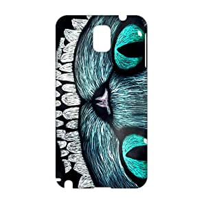 Unique owl eye 3D Phone Case for Samsung Galaxy Note3