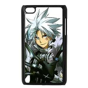 iPod Touch 4 Case Black D.Gray man ZZG Atlas Phone Case
