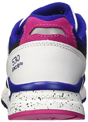 W530 Blanco Zapatillas Mujer Balance New Rosa Azul wq7O47n5