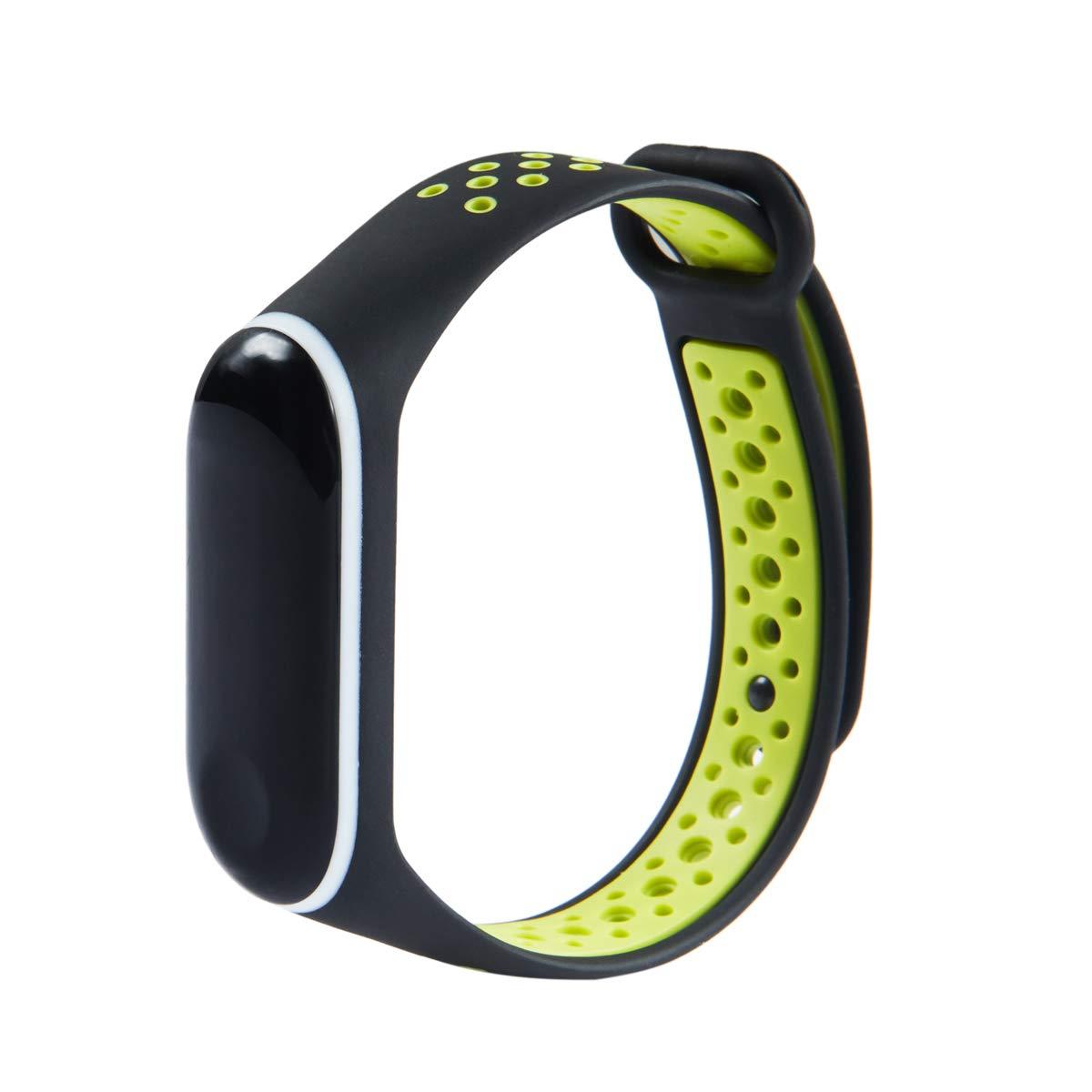 9pcs XIHAMA Armband f/ür Xiaomi mi Band 3 Silikon Ersatzband Fitness Sport Aktivit/ät Ersatzarmb/änder A Set