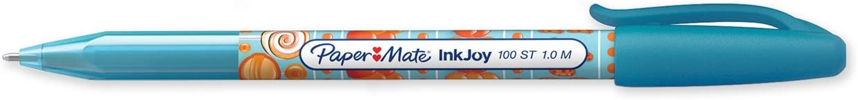 Medium Point 18 Count 1.0mm Paper Mate InkJoy 100ST Ballpoint Pens Candy Pop Pack
