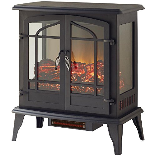 Compare price to hampton bay infrared fireplace ...