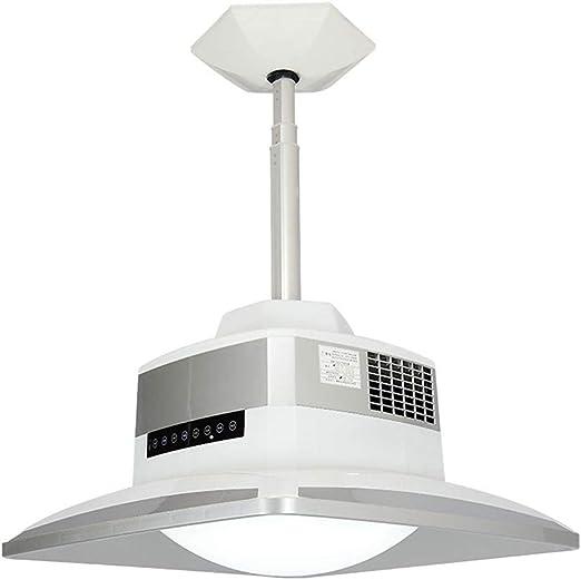 Araña De Luces LED, Iluminación Colgante Del Purificador De Aire ...
