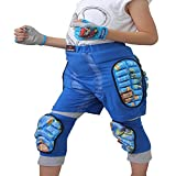 Mounchain Pad Short Pants Lightweight Hip Butt