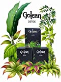 1 Box x 14 Capsules - Golean Detox herbal tea help weight loss, 100% Natural Weight Loss Tablets