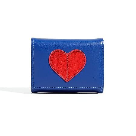 Homeofying Love Heart Tríptico Monedero Tarjeta Titular De ...