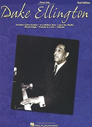 Duke Ellington: Piano Solos by Duke Ellington - Shopping Mall Ellington