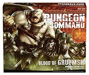 Dungeon and Dragons Command Blood of Gruumsh Card Game
