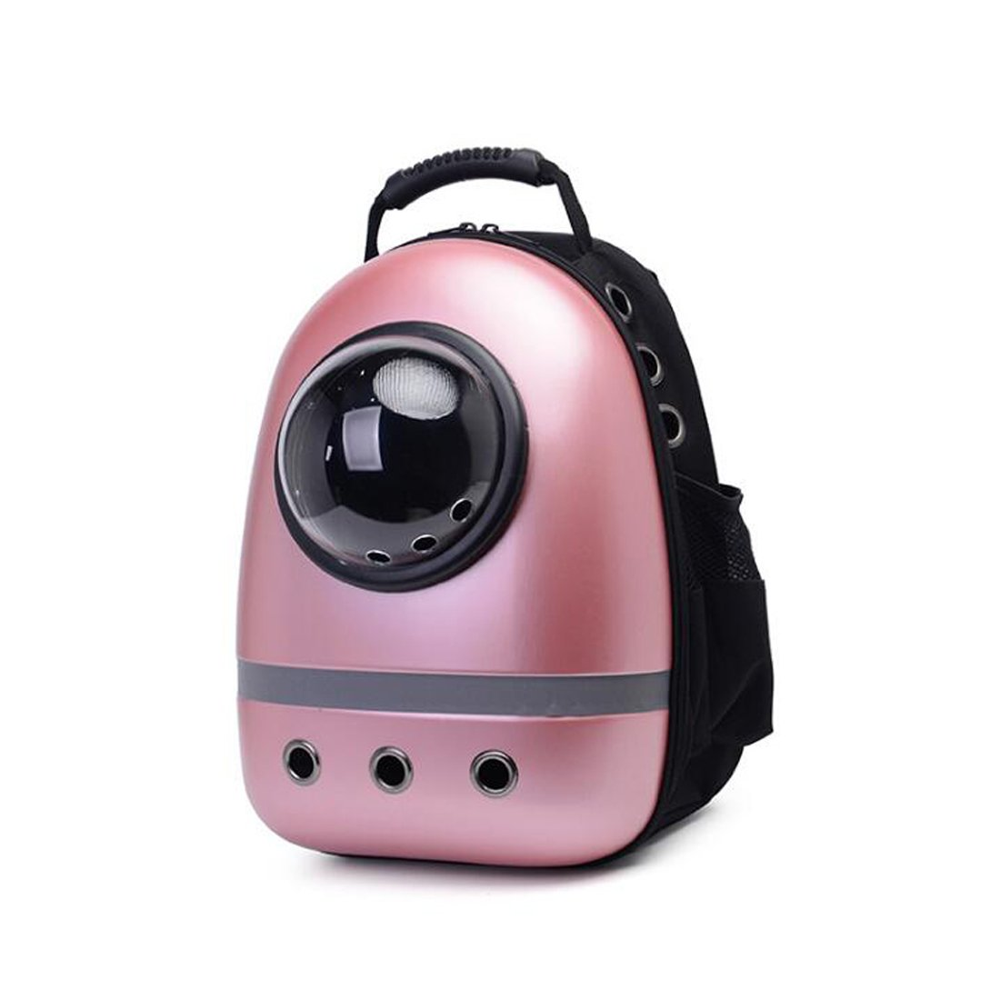 TOPSOSO Deluxe Dog Carrier Travel Backpack Double Shoulders Straps Bag for Small Pet Puppy Cat Airline Travel Approved