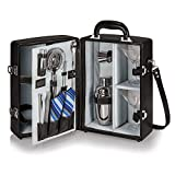 Picnic Time 'Manhattan' Insulated Two-Bottle Cocktail Set, Black