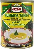 Ziyad Brand All Natural Hummos Tahini Chick Pea Dip -- 14 oz
