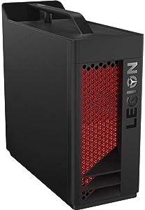 Lenovo Legion T530-28Icb 90L300DXUS Gaming Desktop Computer - Core i5 i5-9400 - 16 GB RAM - 512 GB SSD - Tower - Windows 10 Pro 64-bit - NVIDIA GeForce GTX 1660 Ti 6 GB - DVD-Writer - English (US) Key