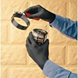 Diamond Gloves Black Advance Nitrile Examination
