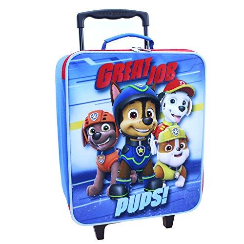 Nickelodeon Boys' Paw Patrol Pilot Case, - Kids Case Pilot