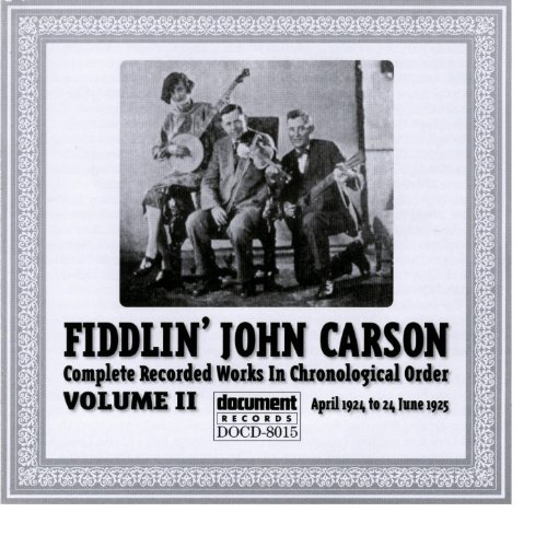 Fiddlin' John Carson and His Virginia Reelers - After The Ball - Didn't He Ramble