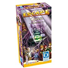 Queen Games Escape: Quest Expansion