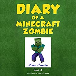Diary of a Minecraft Zombie, Book 4: Zombie Swap