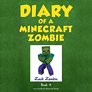 Diary of a Minecraft Zombie, Book 4: Zombie Swap Audiobook