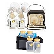Medela Pump In Style Advanced Breastpump Starter Set-Model with Breastmilk Cooler Set