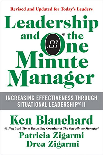 Amazon leadership and the one minute manager updated ed leadership and the one minute manager updated ed increasing effectiveness through situational leadership ii by fandeluxe Image collections