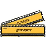 Ballistix Tactical 16GB Kit (8GBx2) 240-Pin DDR3 1866 MT/s (PC3-14900) CL9 with 1.5V UDIMM BLT2KIT8G3D1869DT1TX0