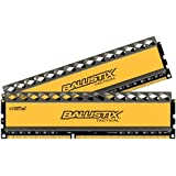 Crucial Ballistix Tactical 16GB Kit 8GBx2 DDR3 1600 MT/s PC3-12800 CL8 at 1.5V UDIMM 240-Pin Memory BLT2KIT8G3D1608DT1TX0